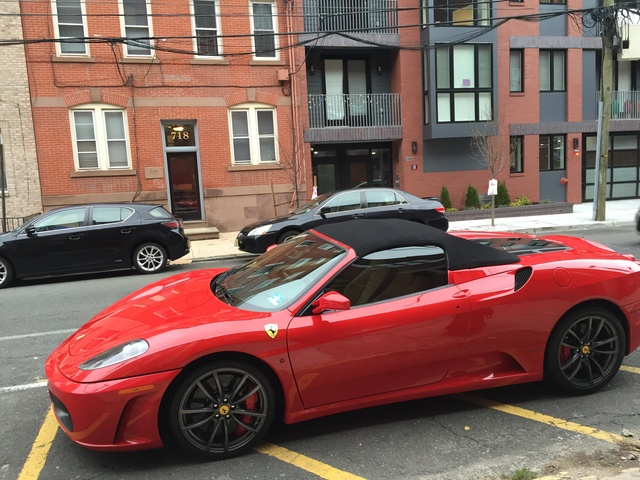 Picture of 2008 Ferrari F430 Spider 2 Dr Spider