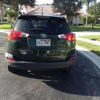 Picture of 2013 Toyota RAV4 XLE, exterior