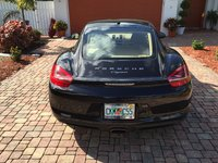 2014 Porsche Cayman Overview