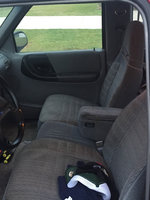 Picture of 1994 Ford Ranger XLT Extended Cab SB, interior