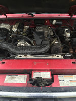 Picture of 1994 Ford Ranger XLT Extended Cab SB, engine
