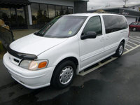 Picture of 2000 Oldsmobile Silhouette 4 Dr GL Passenger Van Extended, exterior