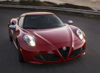 2016 Alfa Romeo 4C, Front-quarter view., exterior, manufacturer, gallery_worthy