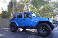 2014 Jeep Wrangler Unlimited Picture Gallery