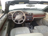 Picture of 2003 Chrysler Sebring LXi Convertible, interior