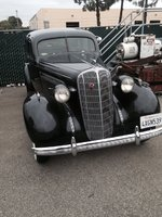 1936 Buick Special Overview