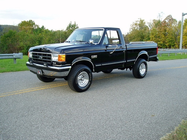 1990 Ford F-150 - Pictures - CarGurus