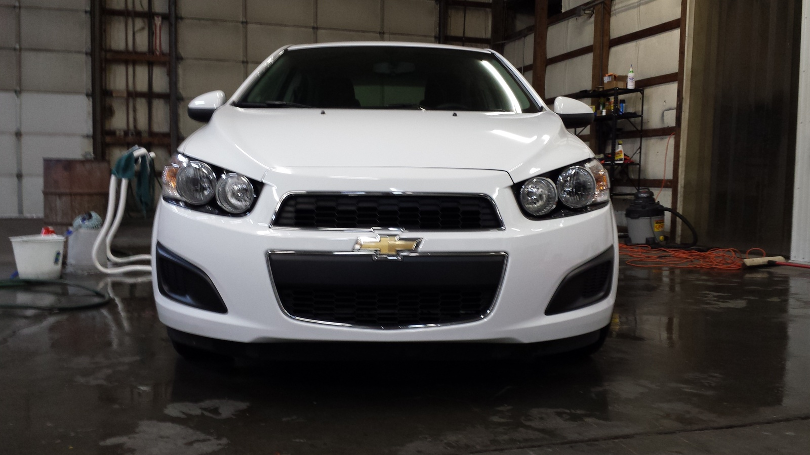 Picture of 2015 Chevrolet Sonic LT