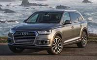 2017 Audi Q7, Front-quarter view., manufacturer, gallery_worthy