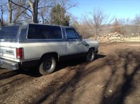 Picture of 1986 Dodge Ramcharger 150 4WD, exterior, gallery_worthy