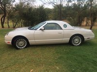 Picture of 2005 Ford Thunderbird Deluxe Convertible, exterior