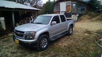 Picture of 2010 Chevrolet Colorado 2LT Crew Cab 4WD, exterior, gallery_worthy