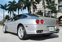 2000 Ferrari 550 Overview