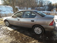 Picture of 1998 Dodge Neon 4 Dr Competition Sedan, exterior