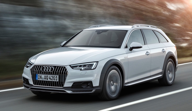 2018 audi allroad. unique audi 2017 audi a4 allroad frontquarter view exterior manufacturer  gallery_worthy with 2018 audi allroad a