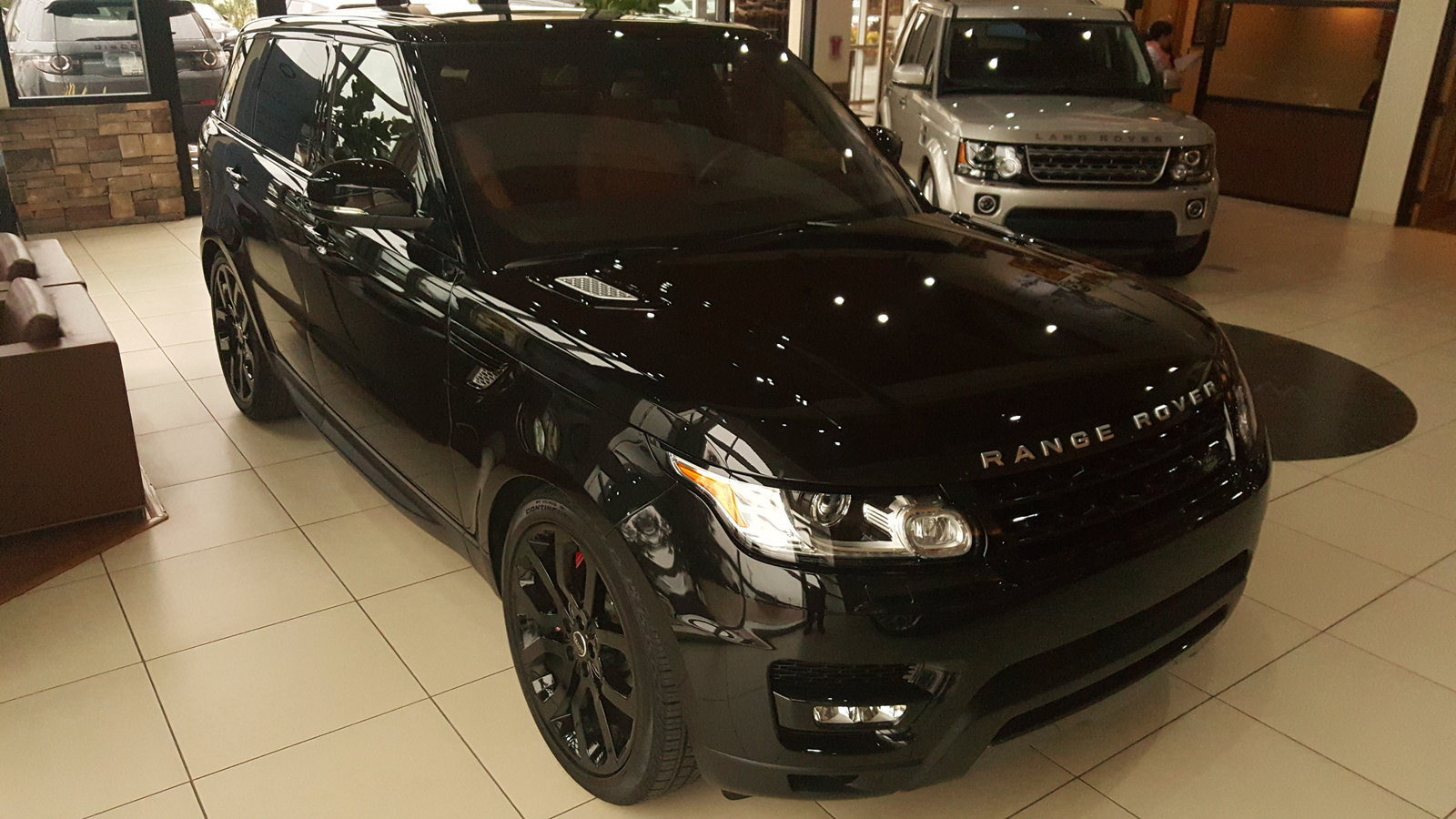 Picture of 2016 Land Rover Range Rover Sport Dynamic
