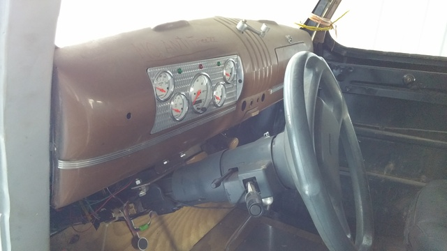 Picture of 1937 Chevrolet Panel Truck Base, interior, gallery_worthy