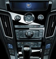 Picture of 2012 Cadillac CTS Coupe Performance, interior