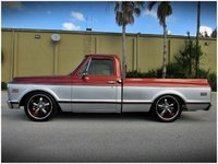 1971 Chevrolet C10 Overview