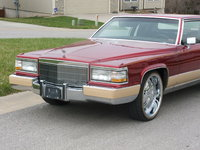 Picture of 1982 Cadillac DeVille Base Coupe, exterior