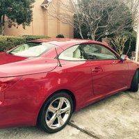 Picture of 2012 Lexus IS C 250C, exterior