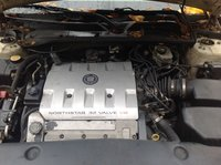 Picture of 2001 Cadillac DeVille DHS, engine
