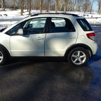 Picture of 2007 Suzuki SX4 Base AWD, exterior