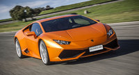 2016 Lamborghini Huracan, Front-quarter view., exterior, manufacturer, gallery_worthy