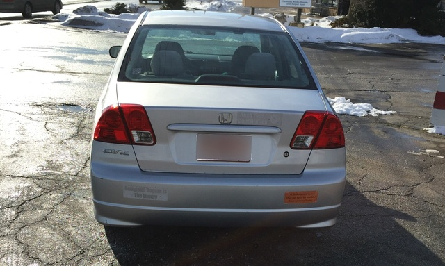 Lovely 2004 Honda Civic User Reviews