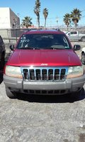 2001 Jeep Grand Cherokee Overview