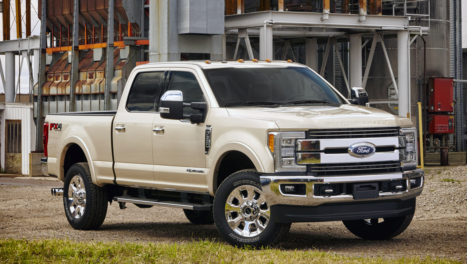 2017 Ford F-350 Super Duty - Review - CarGurus