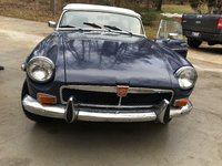 1974 MG MGB Picture Gallery