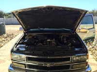 Picture of 1998 Chevrolet Suburban K2500 4WD, engine
