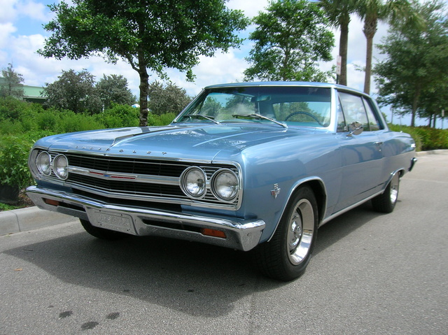 Picture of 1965 Chevrolet Malibu