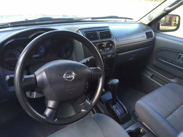 Picture Of 2002 Nissan Frontier, Interior, Gallery_worthy