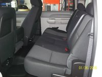 Picture of 2013 Chevrolet Silverado 3500HD Work Truck Crew Cab LB DRW RWD, interior, gallery_worthy