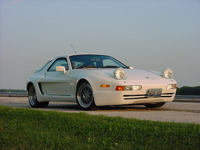 Picture of 1991 Porsche 928 STD Hatchback, exterior, gallery_worthy