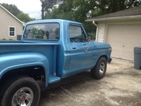 1978 Ford F-100 Picture Gallery