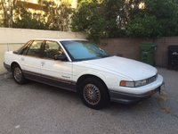 Picture of 1990 Oldsmobile Cutlass Supreme 4 Dr SL Sedan, exterior, gallery_worthy