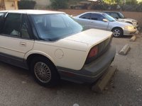 Picture of 1990 Oldsmobile Cutlass Supreme 4 Dr SL Sedan, exterior