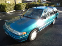 Picture of 1993 Mercury Tracer 4 Dr STD Wagon, exterior, gallery_worthy