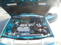 Picture of 1993 Mercury Tracer 4 Dr STD Wagon, engine