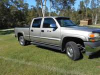 Picture of 2001 GMC Sierra 2500 4 Dr SLE 4WD Extended Cab SB, exterior, gallery_worthy