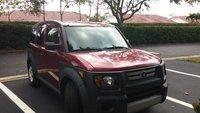 Picture of 2007 Honda Element 2 Dr EX, exterior