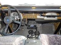 Picture of 1978 Toyota Land Cruiser, interior