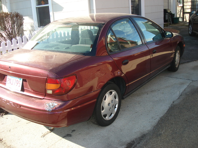 Picture of 1992 Saturn S-Series 4 Dr SL1 Sedan