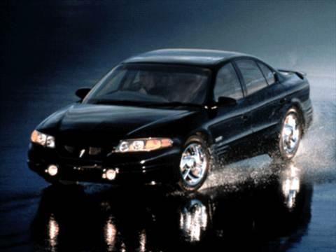 2001 Pontiac Bonneville