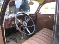 Picture of 1935 Ford Model 48 Coupe, interior