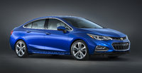 2016 Chevrolet Cruze, Front-quarter view. Copyright General Motors., exterior, manufacturer