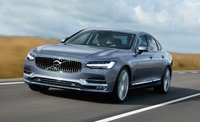 2017 Volvo S90 Overview